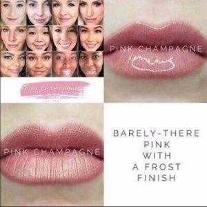 LipSense   Senegence   Lipstick   Pink Champagne